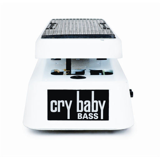 Dunlop MXR105Q Crybaby Bass Wah Guitar Effects Pedal