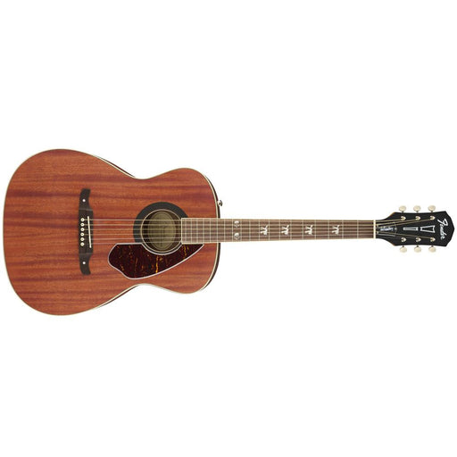 Fender Tim Armstrong Hellcat Electro Acoustic Guitar - Walnut Fretboard - Natural