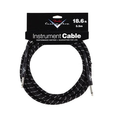 Fender Custom Shop Performance Series Guitar Cable - 5.5 Metres