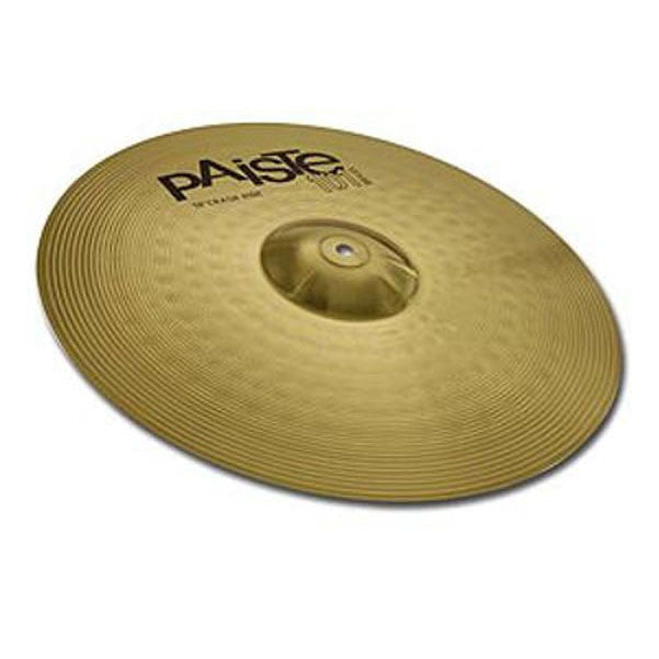 "Paiste 101 Series 18"" Brass Crash Ride Cymbal"