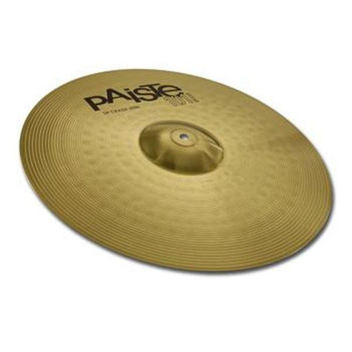 "Paiste 101 Series 16"" Brass Crash Cymbal"
