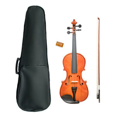 Vault VI1050 4/4 Pro Violin By Bajaao With Hard Case, Rosin and Bow