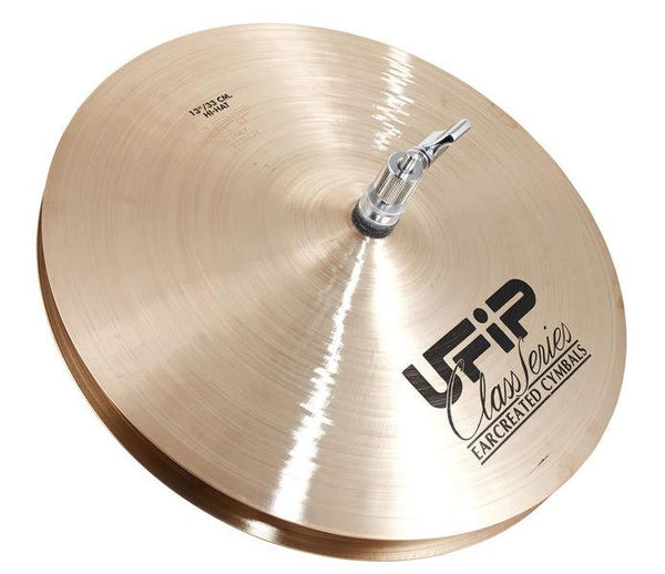 "UFIP 13"" Class Series Hi-Hat Medium"