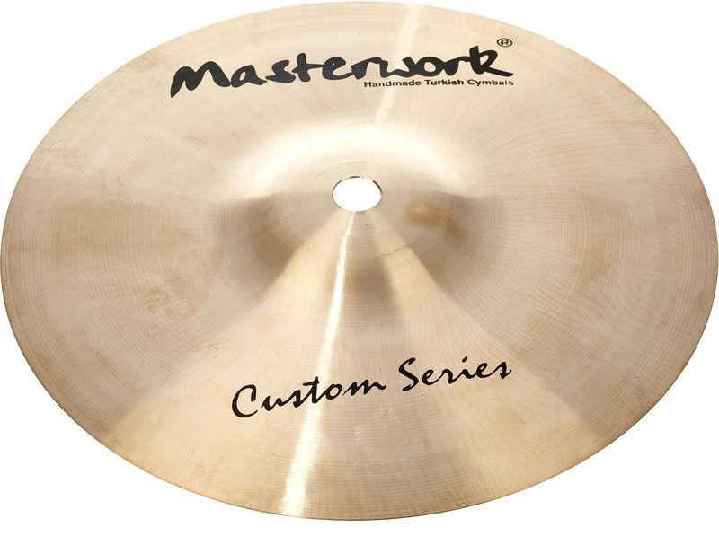 Masterwork 07inch Custom Splash