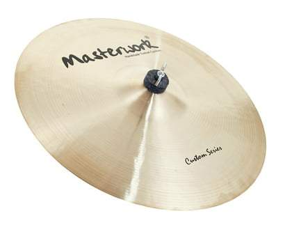Masterwork 19inch Custom Rock Crash