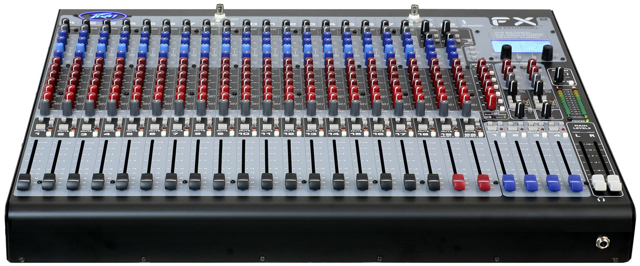 Peavey FX 2 24 Analog Mixer - 24 Channel