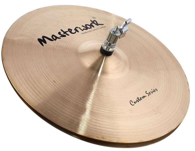 "Masterwork 14"" Custom Rock Hi-Hat"