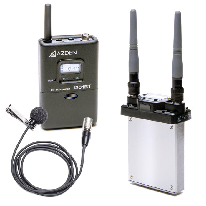 Azden 1201Si Series UHF Wireless Microphone System