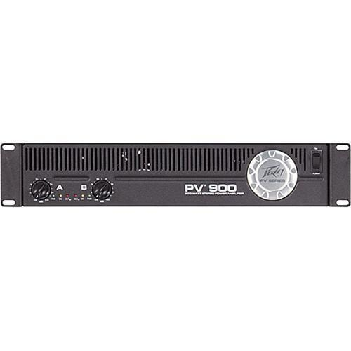 Peavey PV900 Rackmount Stereo Power Amplifier - Open Box