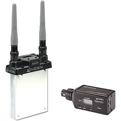 Azden 1201 Series Slot-In Portable Wireless Plug-in Microphone System