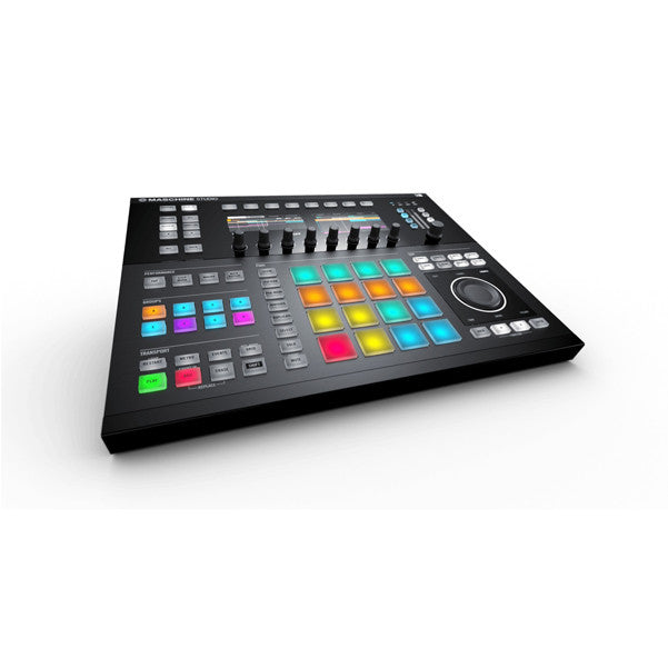 Native Instruments Maschine Studio DJ Controller Interface