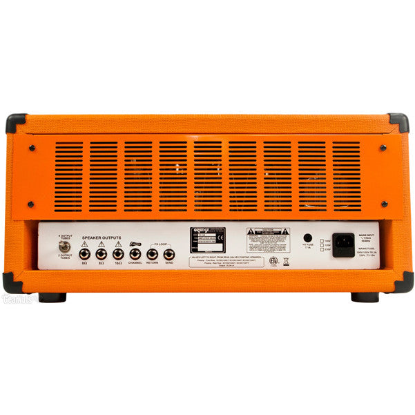Orange TH100 2 Channel Tube Head