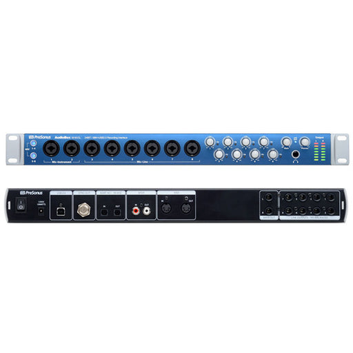 PreSonus Audiobox 1818VSL 18-Channel USB Audio Interface