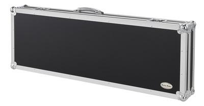 Harley Benton Flight Case Wood Bass