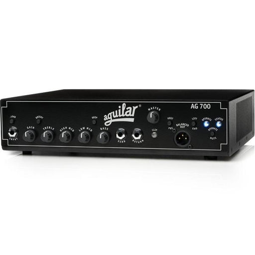 Aguilar AG700 700 watts Bass Amplifier - Head