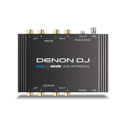 Denon DS1 Serato Digital Vinyl Audio Interface-1