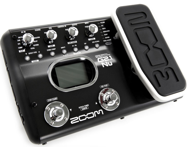 bajaao com buy zoom g2 1nu guitar multi effects processor and usb interface online india. Black Bedroom Furniture Sets. Home Design Ideas