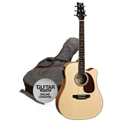 Ashton SPD25CEQ  Acoustic Guitar