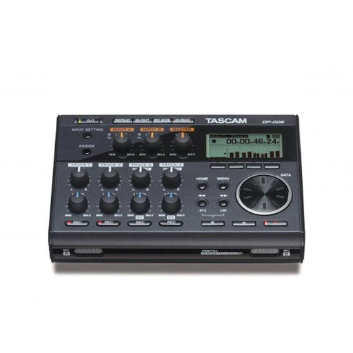 Tascam DP-006 Pocket Studio Portable Multitrack Recorder