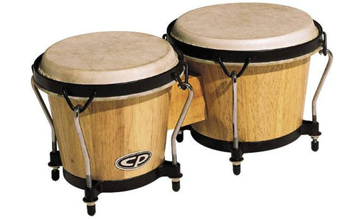 LP CP Bongos - Natural Wood C221