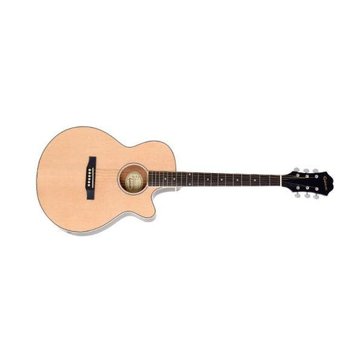 Epiphone PR-4E LTD Acoustic-Electric Guitar - Natural - Open Box