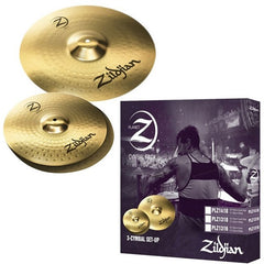Zildjian Planet Z 3 Pack (14