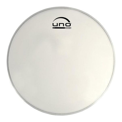 "Evans Uno G1 Clear 10"" Resonant Head UTT10G1"