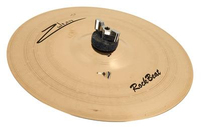 Zultan 10inch Rock Beat Splash