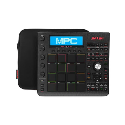 Akai MPC Studio Black Music Production Controller with Software