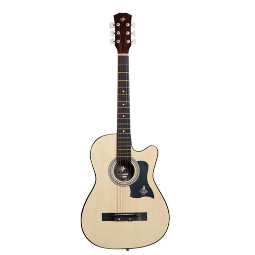 GC 38C Acoustic Guitar with Truss Rod and Bag - Natural - Open Box