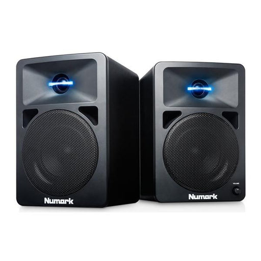 Numark NWAVE580 Powered Desktop DJ Monitors with LED