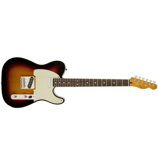 Fender Squier 0303030500 Classic Vibe Custom Electric Guitar - Rosewood Fretboard - 3 Color Sunburst