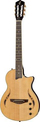 Harley Benton Custom Line Nashville Nylon NT - Open Box B Stock
