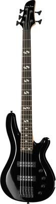Harley Benton B-550 Black Progressive Series Bass Guitar