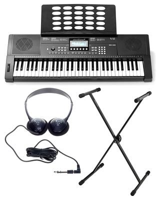 Startone MK-300 Portable Keyboard with Stand and Headphone Set