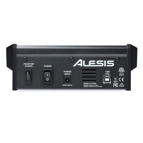 Alesis MultiMix 4 USB FX Digital Mixer