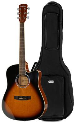 Harley Benton D-120CE VS Bundle