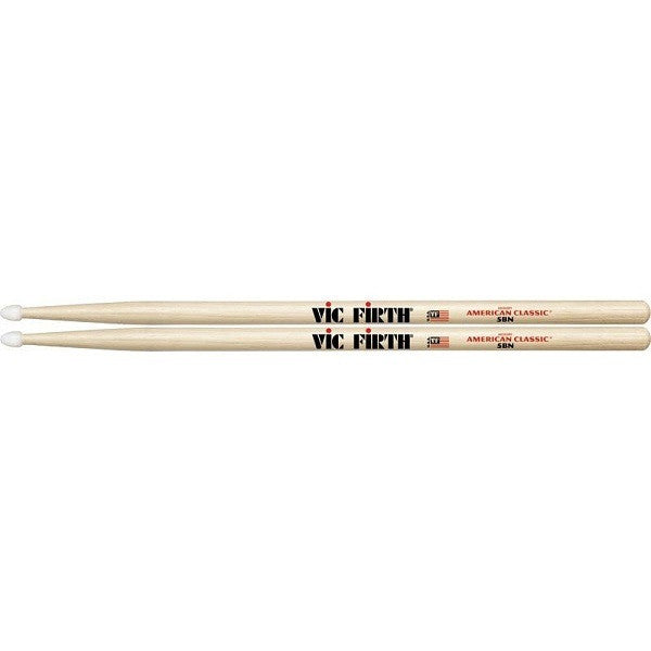 Vic Firth 5BN Nylon Tip Drumsticks - Open Box