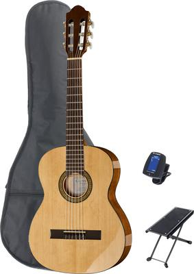 Thomann Classic Guitar 1/2 Left Bundle