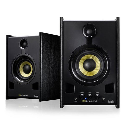 Hercules XPS 2.0 80 Dj Monitors Speakers