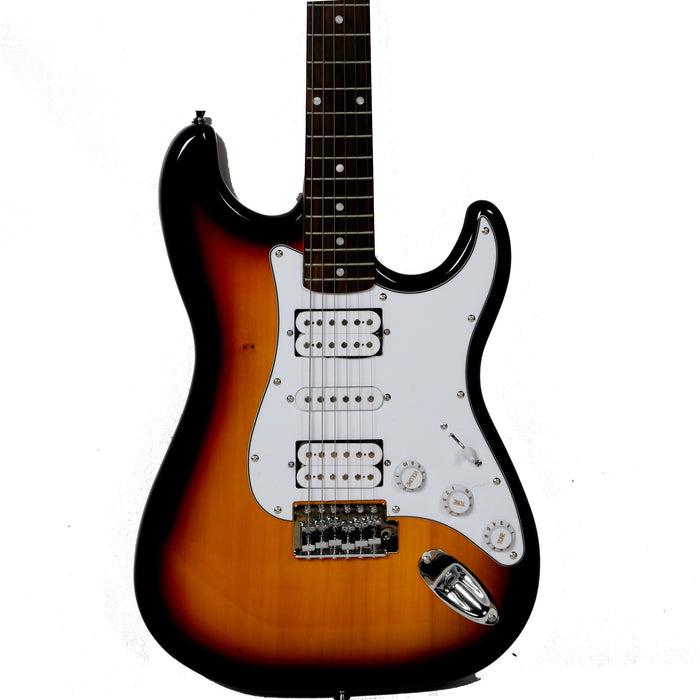 Amaze AT3 Electric Guitar - Sunburst