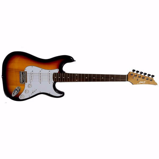 Amaze AB1 Electric Guitar - Sunburst