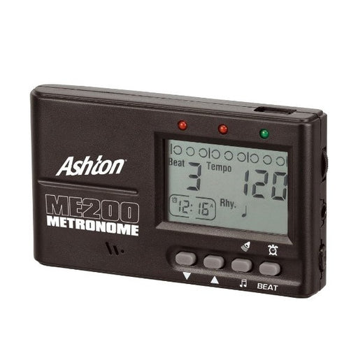 Ashton ME200 Digital Metronome - Discontinued