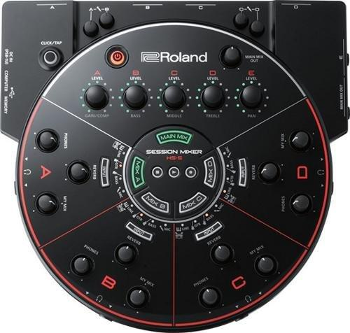 Roland HS-5 Session Mixer / Headphone Amplifier