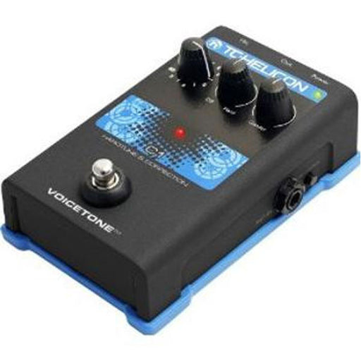 TC Helicon VoiceTone C1 Pitch Correction Pedal