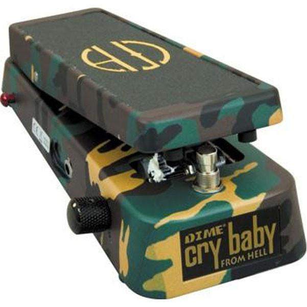 Dunlop DB-01 Dimebag Crybaby From Hell Pedal