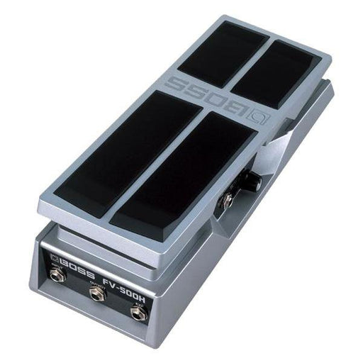 Boss FV-500H Stereo Volume Pedal - High Impedance