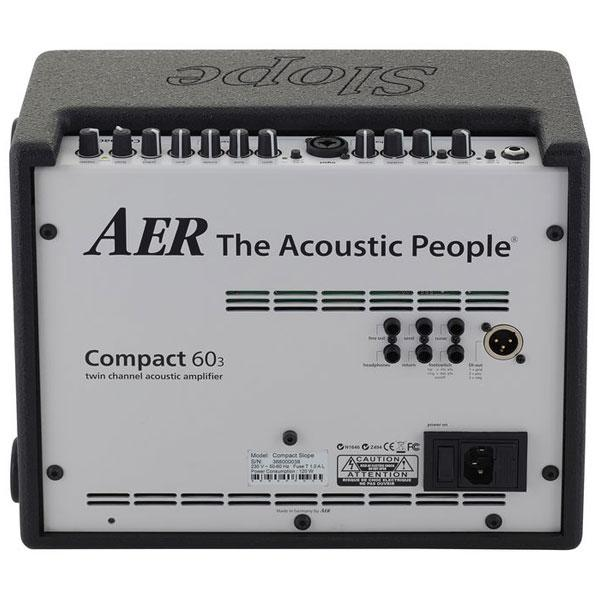 AER Compact 60 Slope Guitar Amplifier