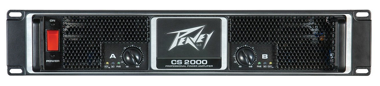 Peavey CS2000 - 2000 Watt Power Amplifier