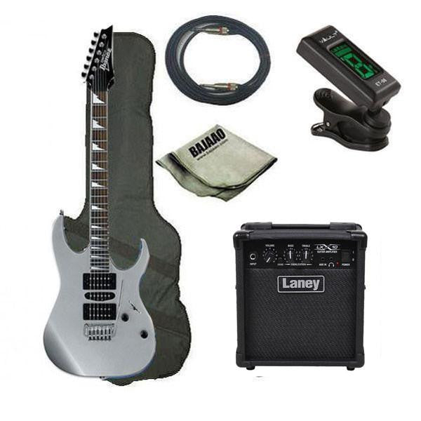 Ibanez GRG170DX Electric Guitar Standard Guitar Bundle